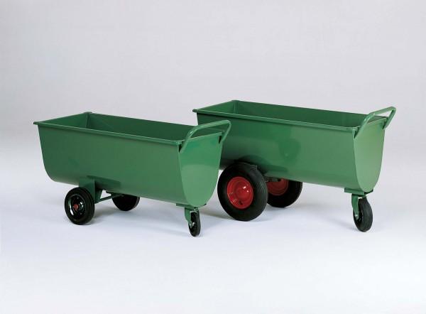 Futterwagen Schrot- und Mehlwagen Master, 250 Liter Inhalt