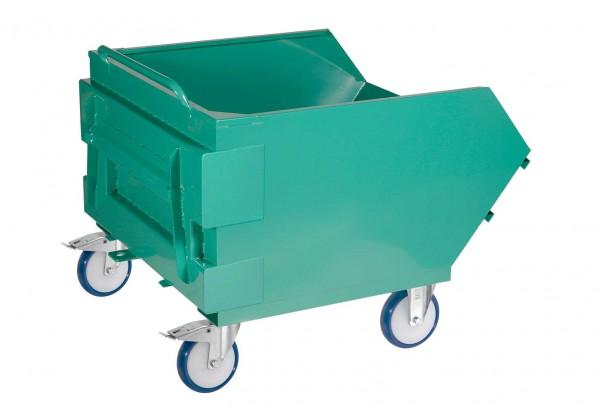 Mistbehälter, Aufnahme Schäffer, 900 Liter Inhalt
