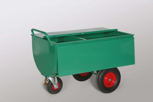 Futterwagen Derby, 400 Liter Inhalt