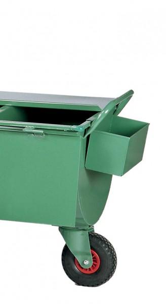 Vario-Box für Stirnwand, zum Einhängen in unsere Schrot- und Mehlwagen