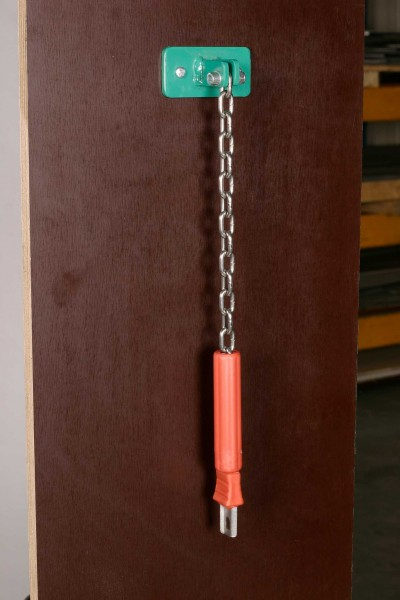 Wandanschlusskette für Transportwanne Colly