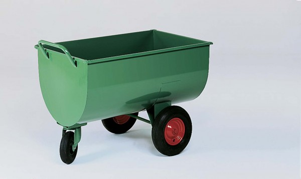 Futterwagen Schrot- und Mehlwagen Mastfreund, 500 Liter Inhalt