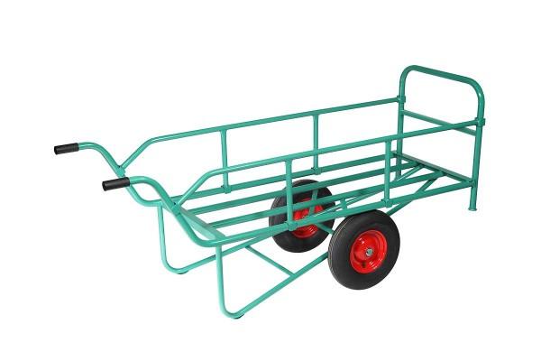 Ballenkarre BKK-Aufsatz, Strohballen-Transportkarre mit steckbarem Aufsatz