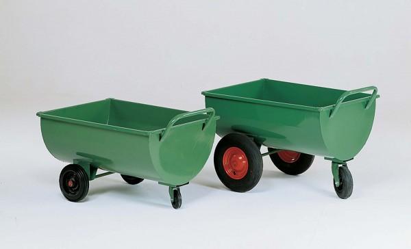 Futterwagen Schrot- und Mehlwagen Spatz 220 Liter Inhalt
