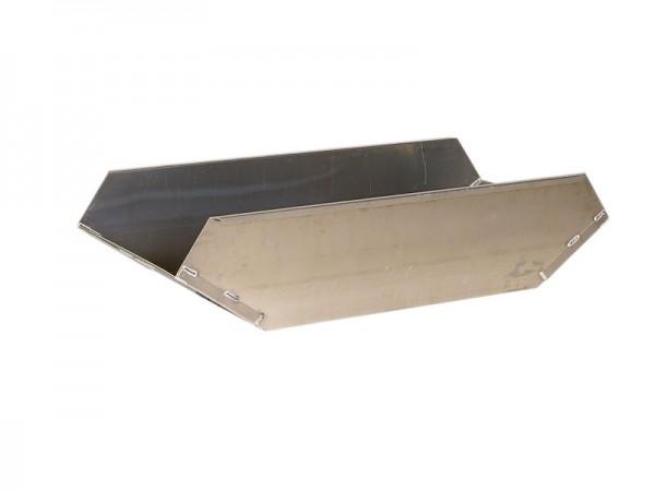 Ersatzwanne Kippkarre mit Aluminium-Wanne