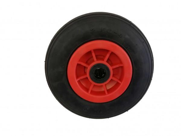 Pannensicheres Rad 225 x 70 mm mit Kunststofffelge
