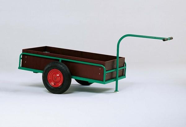 Handwagen M8, Länge 1240 mm mit offener Rohrgalerie